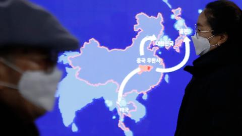 Oriëntalisme en de geopolitiek van de Coronavirus-uitbraak