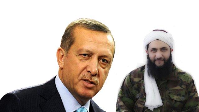 Erdogan wil een islamitische staat in Noord-Syrië creëren