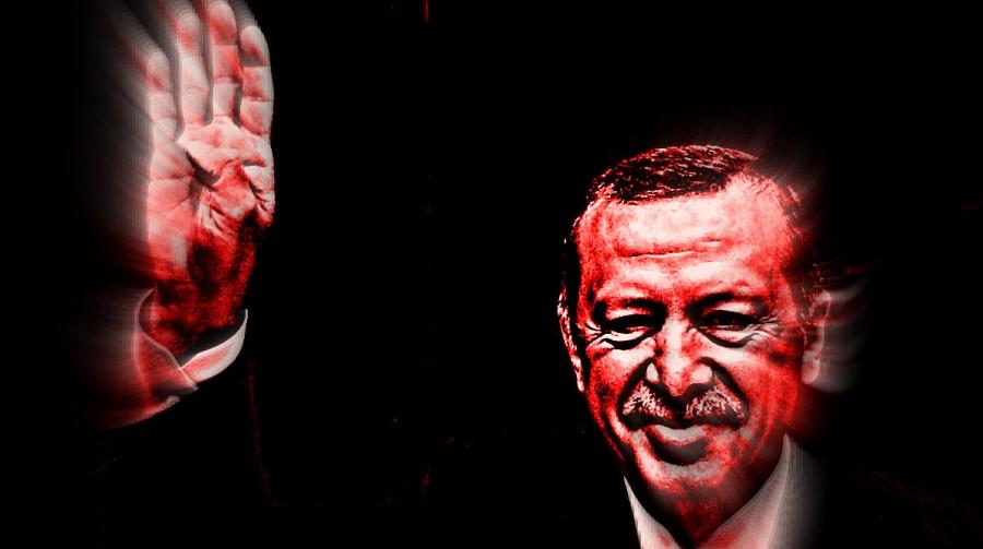 Erdogan's aanval op Europa