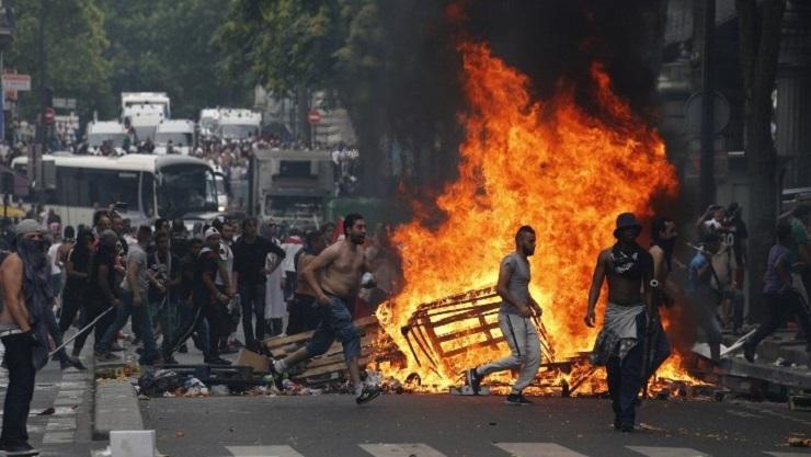 Gare de Lyon geëvacueerd voor geweld en brandstichting: DRC Kivu-conflict loopt over in Parijs
