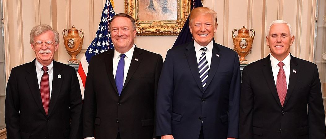 Amerikaanse houding in het Midden-Oosten: VOORBEREIDING OP RAMP