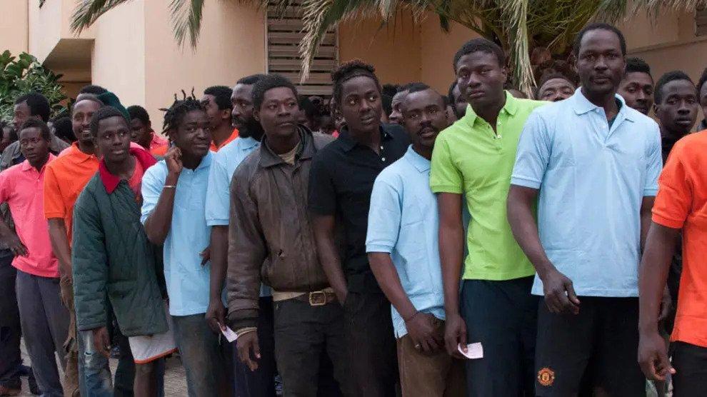De Africanisering van Europa: miljoenen nieuwe migranten uit landen ten zuiden van de Sahara komen eraan
