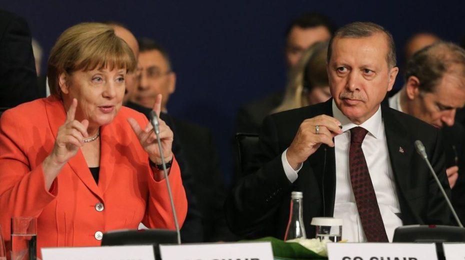 Erdogan en Merkel in problemen ze raken langzaam hun macht kwijt