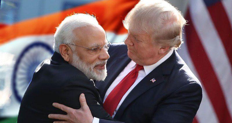 De verborgen agenda van het bezoek van Trump aan India
