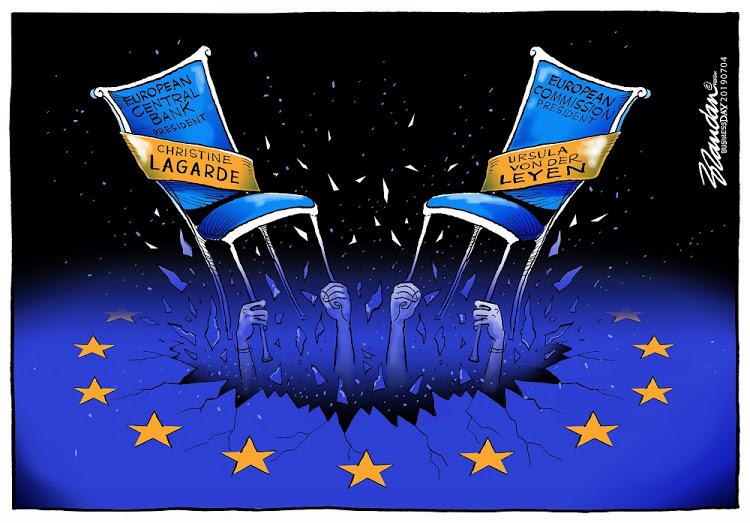 Beste Christine Lagarde, beste Eurocraten met uw beleid maakt u de burger kapot