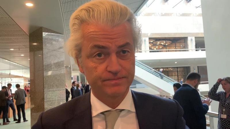 Niet alle Marokkanen proberen PVV-voorman Geert Wilders levend te villen