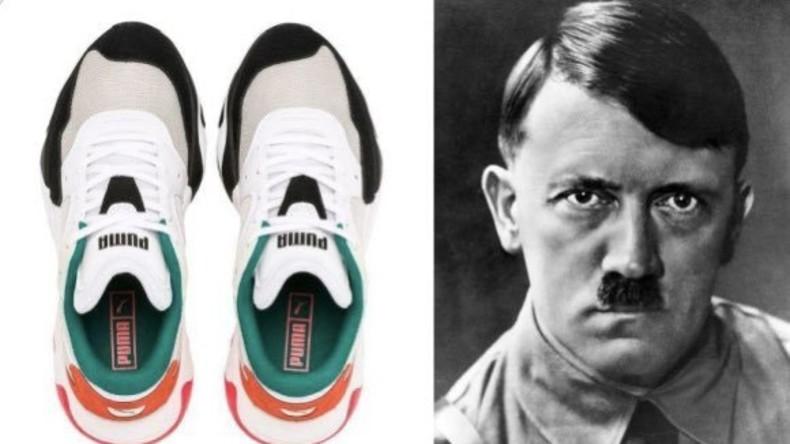 Sneakers met vermeende Hitler-gelijkenis: beschuldigingen tegen sportmerk Puma