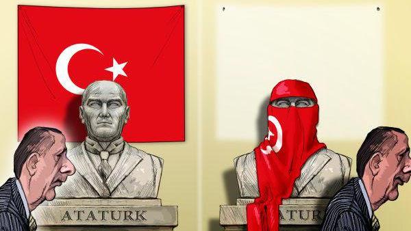 Hoe Poetin Erdogan van zichzelf redde