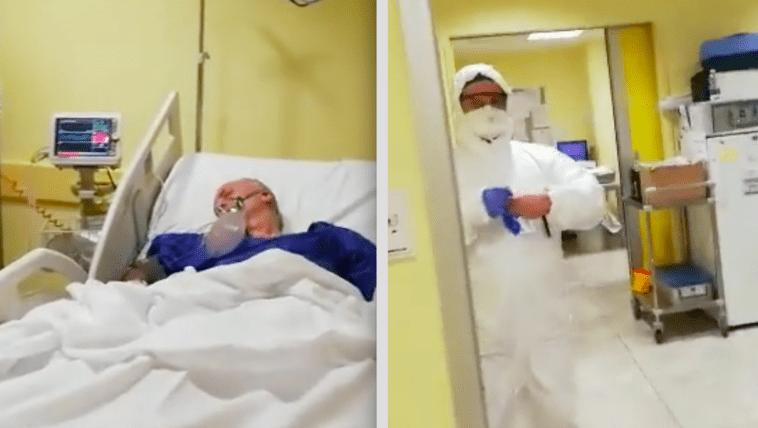 Verschrikkelijk: deze beelden tonen een intensive care ziekenhuis in Italië met grote problemen