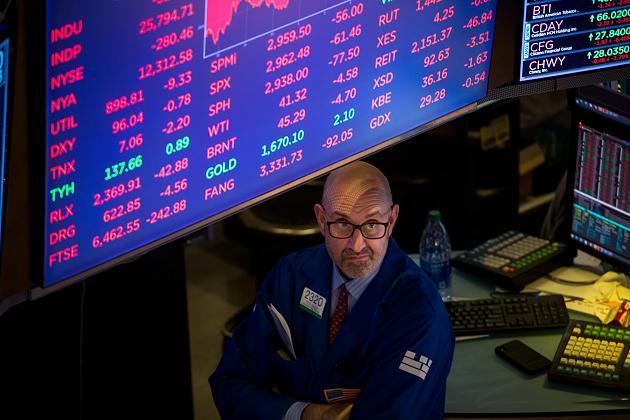 BREAKING: Corona knal raakt beurzen wereldwijd – handel op Wall Street onmiddellijk onderbroken