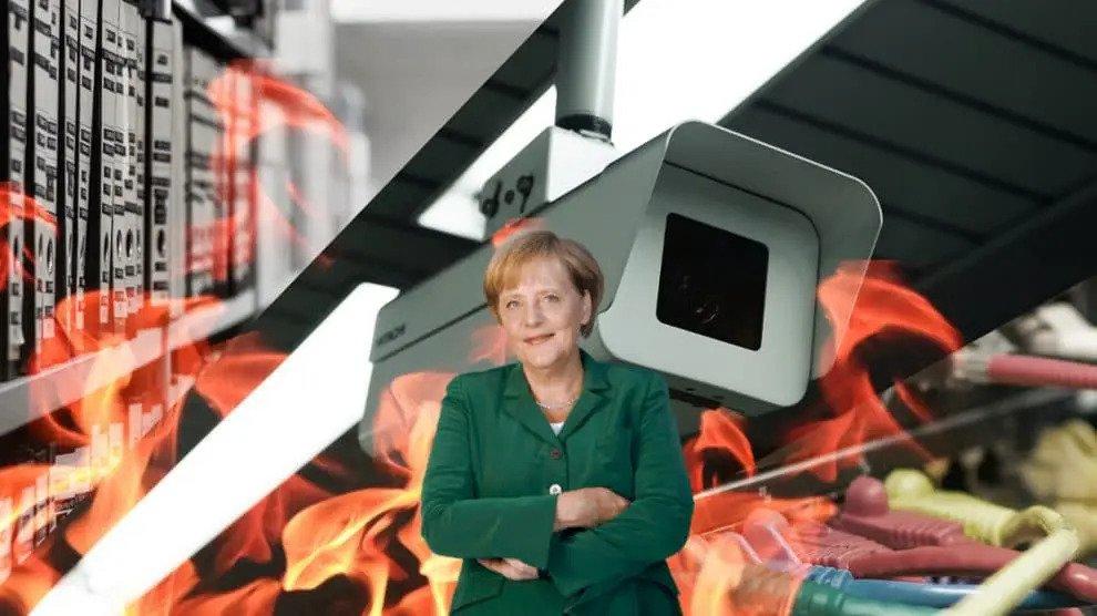 Immigranten in Duitsland komen in opstand tegen Corona-maatregelen