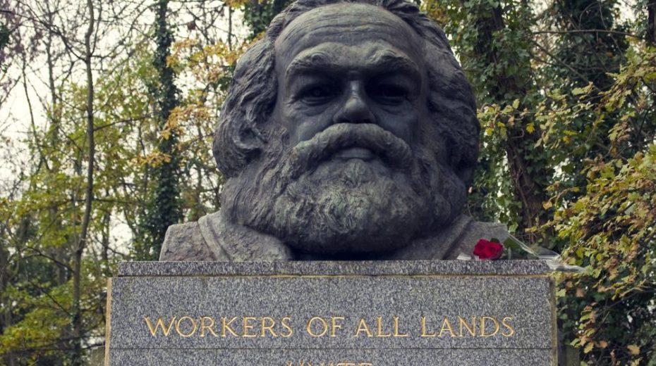 Misschien had Karl Marx toch gelijk