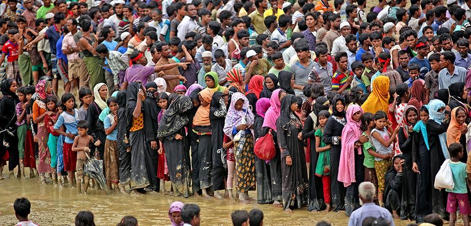 Rohingya-vluchtelingenkampen vormen de volgende frontlinie in COVID-19-gevechten
