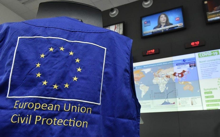 EU schaamteloos banken aan het redden en laat de burgers dood gaan