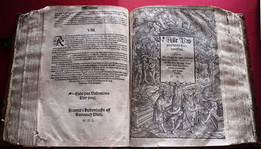 Denemarken: Fake Bible moet worden ingetrokken