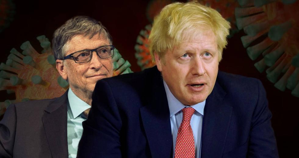 Wie controleert de reactie van de Britse regering op Covid-19?
