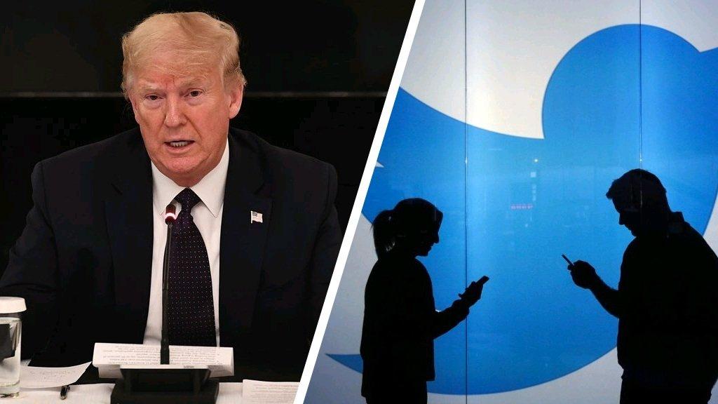 """""""Wanneer het plunderen begint, begint het schieten"""": de verontrustende geschiedenis achter de racistische tweet van Trump"""