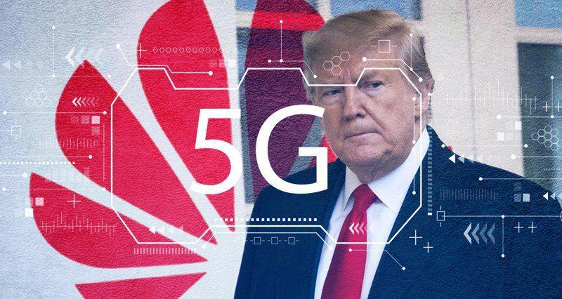Washington's 5G faalt: de keizer heeft geen kleren