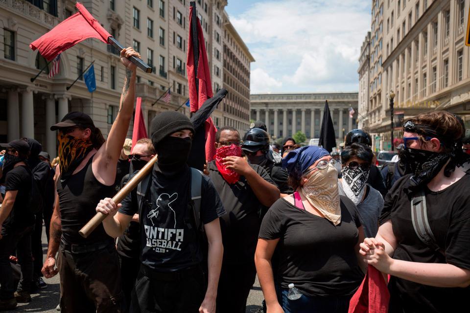 Een korte geschiedenis van Antifa: Part II Antifa in de Verenigde Staten
