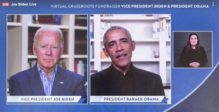 Eerste campagneverschijning met Biden – Obama valt Trump aan