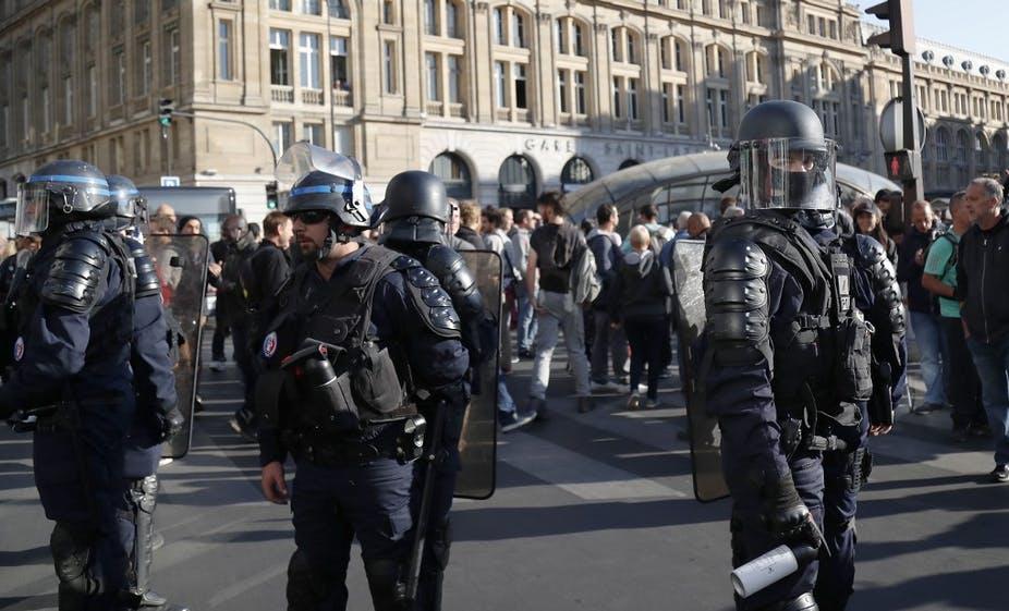 Politiecontrole: van theorie naar praktijk
