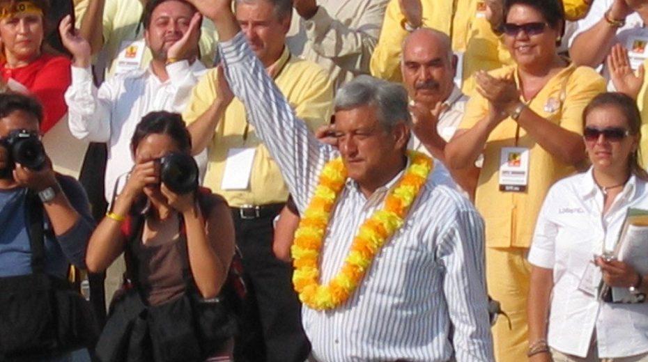 Gelekte documenten onthullen rechtse Oligarch-complot om de AMLO van Mexico omver te werpen