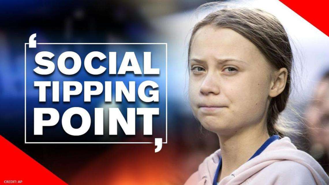 'Tipping point': Greta Thunberg roept de protesten van Black Lives Matter op