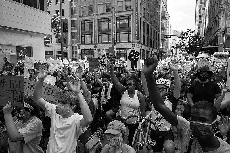 Dit is waarschijnlijk de grootste protestbeweging die de VS ooit gekend hebben