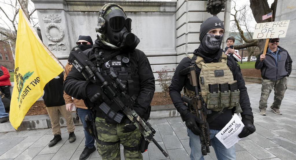'Het is ernstig en intens': de binnenlandse terreurdreiging van blanke suprematie doemt op in de VS.