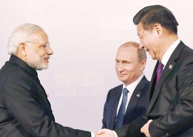 Probeert Washington India ertoe te brengen een oorlog met China te beginnen?
