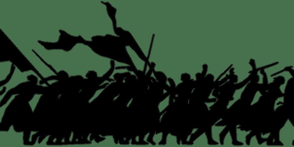 Opgekropte onvrede: ontlading, onrust, opstand, opnieuw organiseren