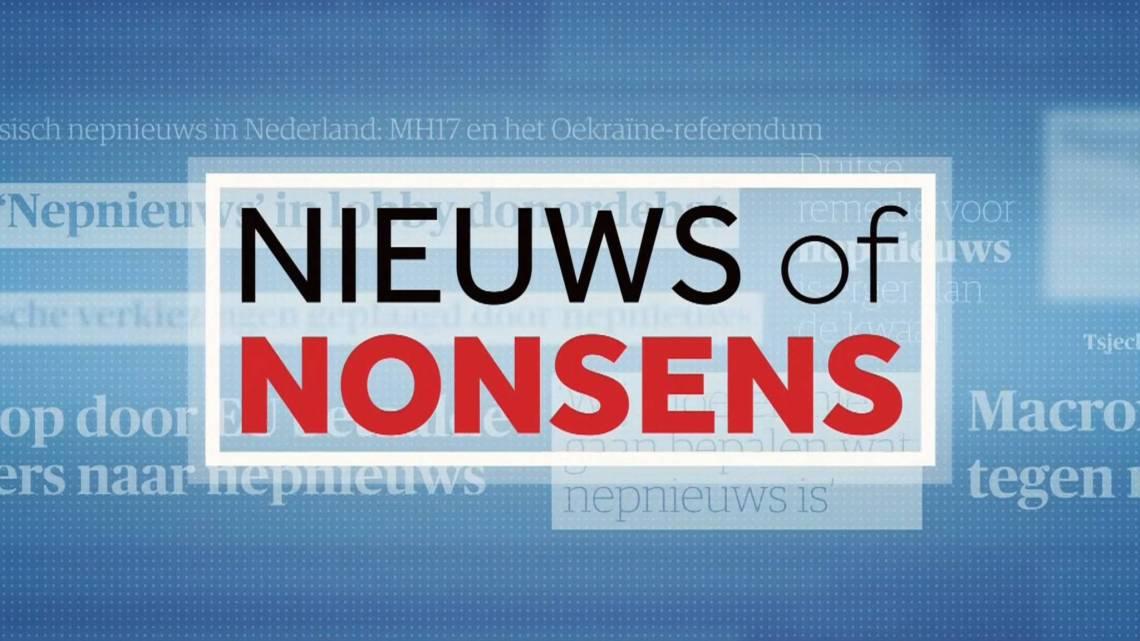'Grote Woorden' van 'Boze Mensen' domineren het 'nieuws'.