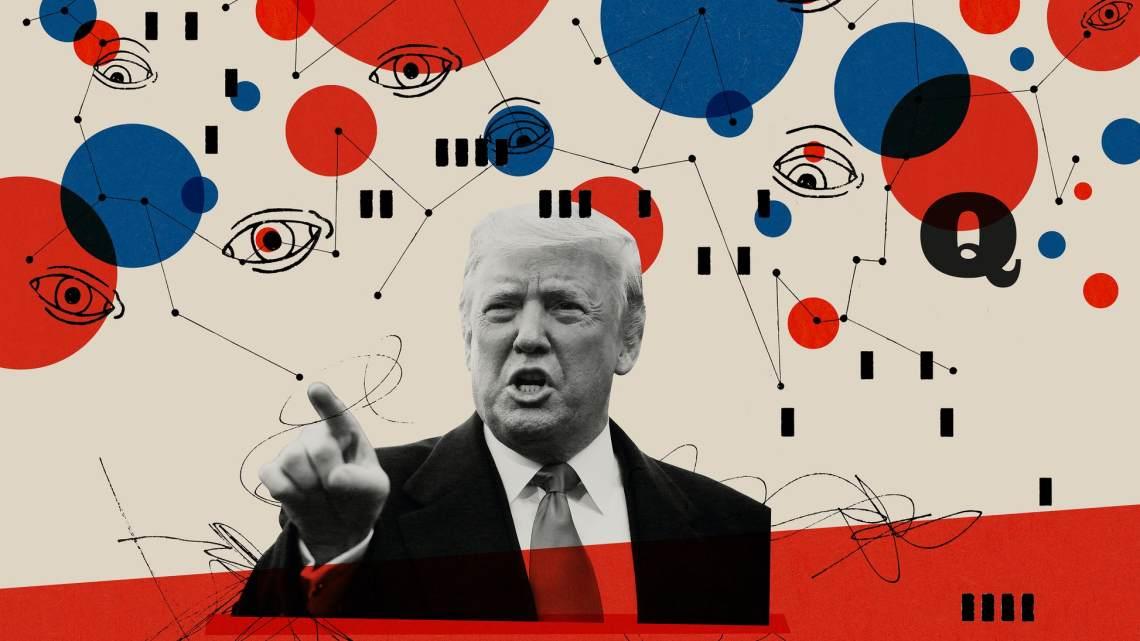 Trump's Cloud of Gossip heeft Amerika vergiftigd