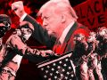 Trump voert zijn aanval op de democratie op