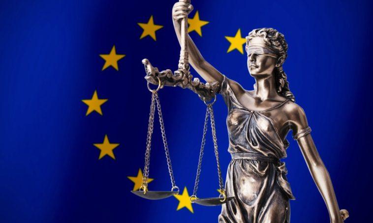 De keizerlijke rechtbank van het Hof van Justitie van de Europese Unie (HvJ-EU)