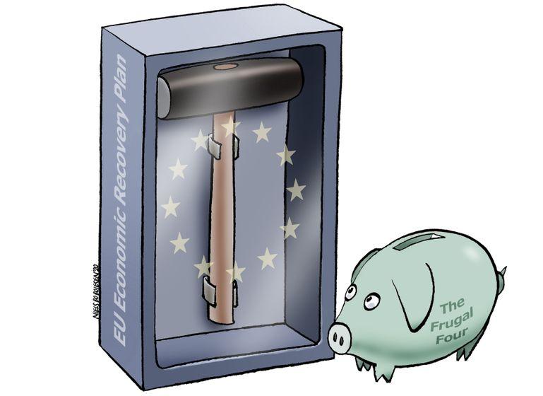 Coronavirus-crash – de tweede eurocrisis?