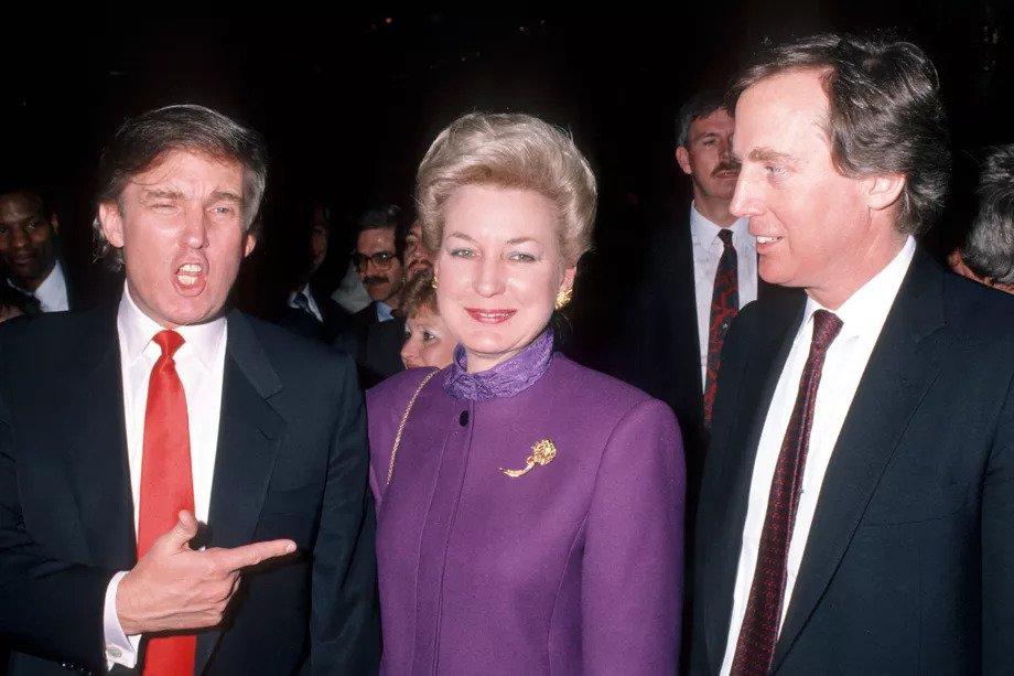 Het echte Maryanne Trump-schandaal is de rijkdom van de familie Trump