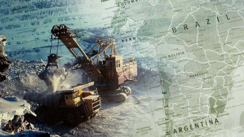 Lithium: kapitalistische extractie en afhankelijkheid in Latijns-Amerika