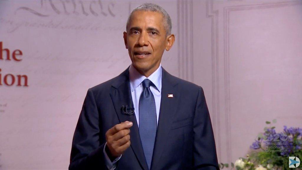 Bedankt, Obama: je liegt