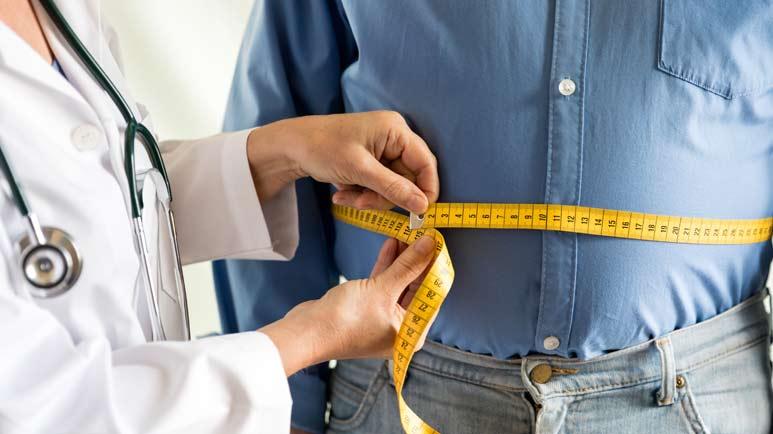 Milde obesitas kan uw risico op COVID-complicaties verdubbelen