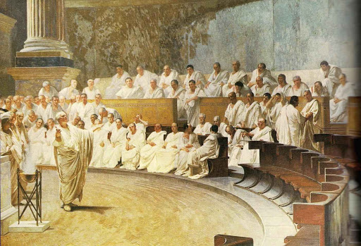 Wat Amerika kan leren van de val van de Romeinse republiek