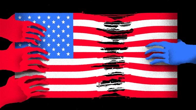 De Amerikaanse politiek is niet 'gepolariseerd'; Het is in bijna universele overeenstemming