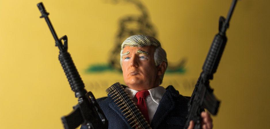 De Amerikaanse presidentsverkiezingen en de legers van de nacht