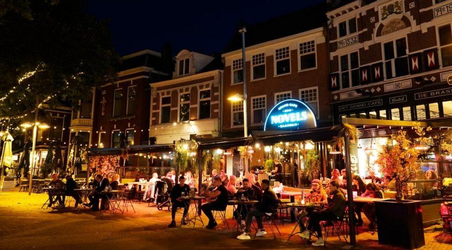Nederland gaat straks open: welkom in de nieuwe economie, een testsamenleving