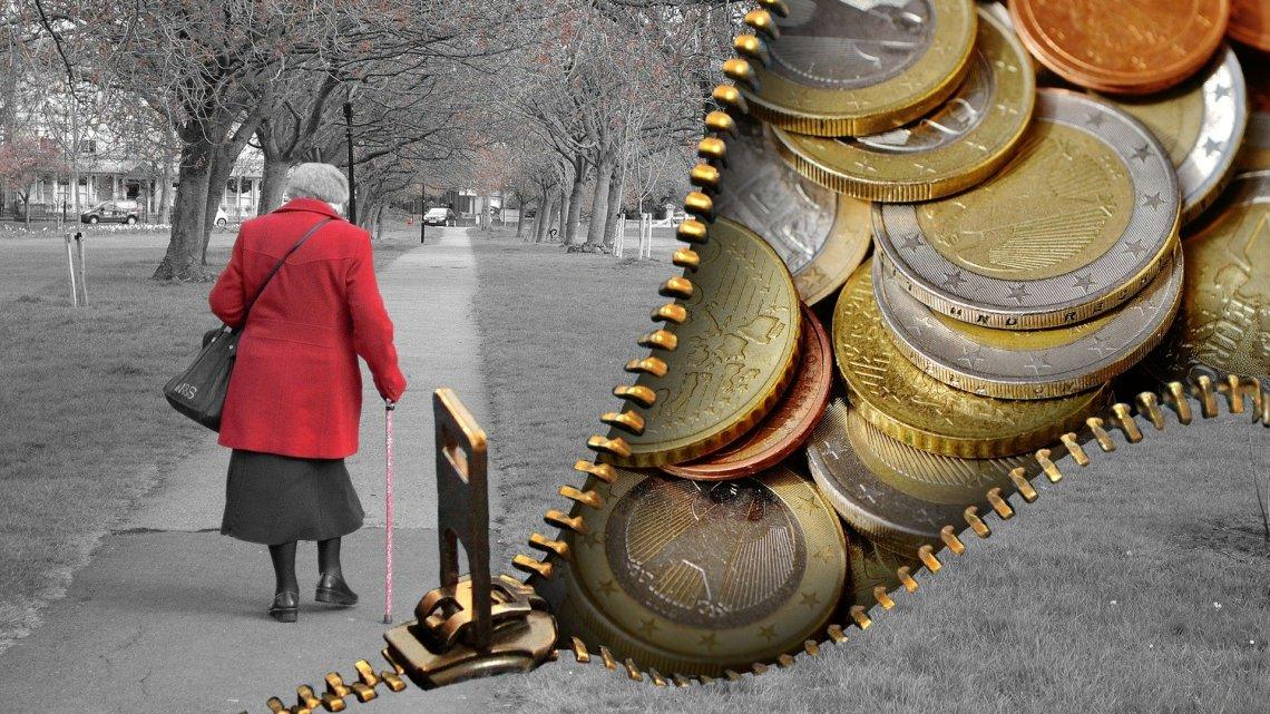 Gevreesd Duitsland: gepensioneerden eruit, migranten erin!