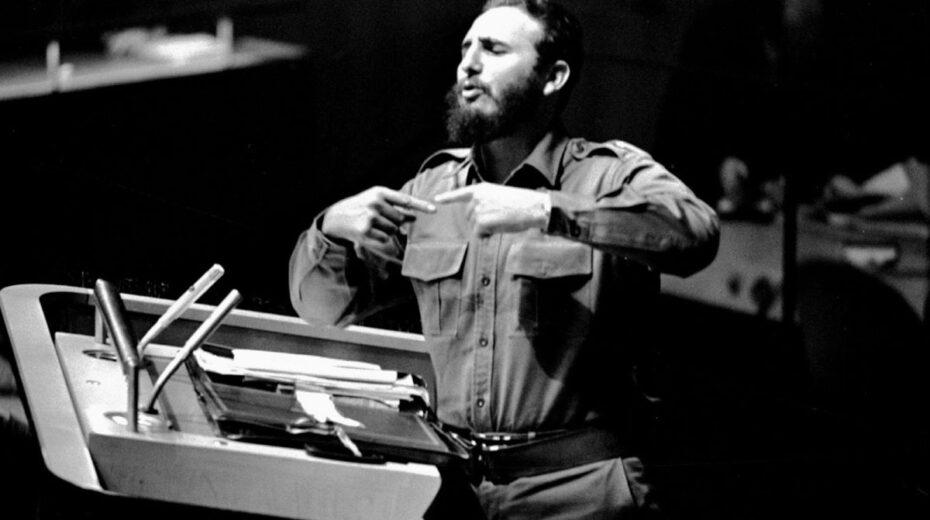 Fidel Castro's toespraak tot de VN uit 1960 deed meer voor antikoloniale strijd dan de hyperbool van de VN over 'het uitroeien van kolonialisme'