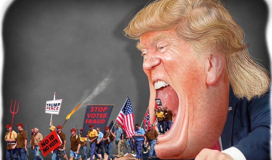 Conservatieve columnist geeft onheilspellende waarschuwing over nog vier jaar Donald Trump