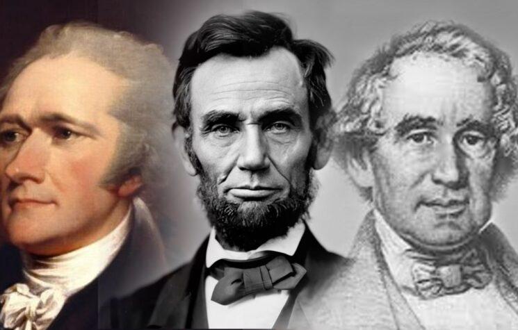 HOE een STERVENDE Republiek (VS) te redden: Lincoln en de Greenbacks