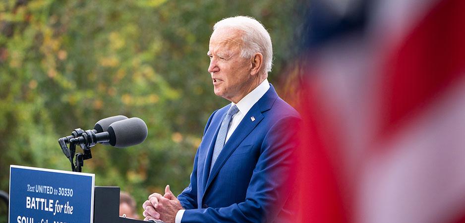 Biden zal niet zacht zijn voor China; Hij zal de agressie van Trump voortzetten
