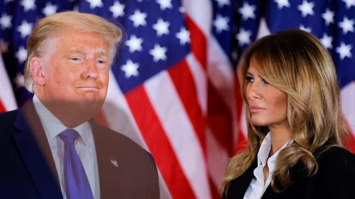 Wat zegt de familie van Trump dat hij moet doen?